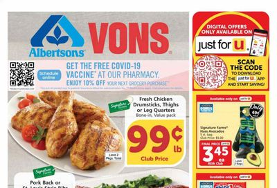 Vons (CA, NV) Weekly Ad Flyer April 28 to May 4