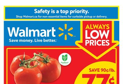 Walmart (ON) Flyer April 29 to May 5
