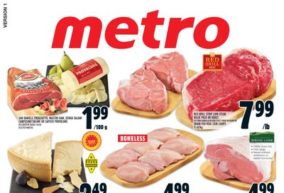 Metro (ON) Flyer April 29 to May 5