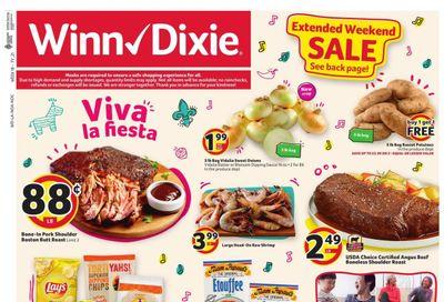 Winn Dixie (AL, FL, GA, LA) Weekly Ad Flyer April 28 to May 4
