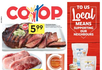 Foodland Co-op Flyer April 29 to May 5