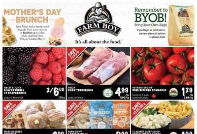 Farm Boy Flyer April 29 to May 5