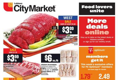 Loblaws City Market (West) Flyer April 29 to May 5