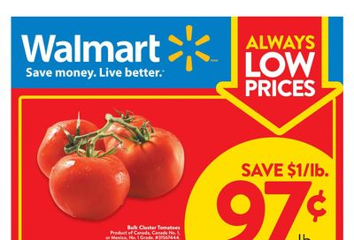Walmart (West) Flyer April 29 to May 5