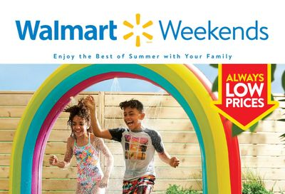 Walmart Weekends Book April 29 to May 19