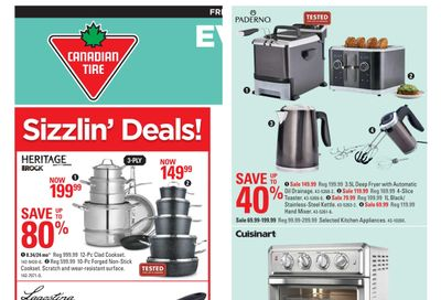 Canadian Tire (ON) Flyer April 30 to May 6