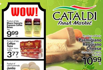 Cataldi Fresh Market Flyer April 28 to May 4