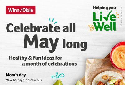 Winn Dixie (AL, FL, GA, LA, MS) Weekly Ad Flyer April 21 to May 18
