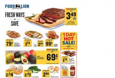 Food Lion (VA) Weekly Ad Flyer April 28 to May 4