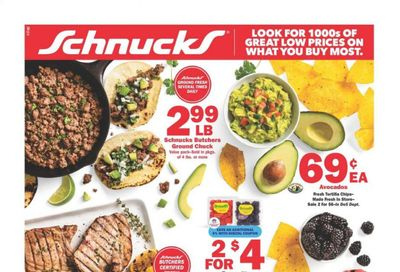 Schnucks (IA, IL, IN, MO, WI) Weekly Ad Flyer April 28 to May 4