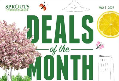 Sprouts Weekly Ad Flyer April 28 to May 25
