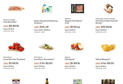 Whole Foods Market (ON) Flyer April 28 to May 4