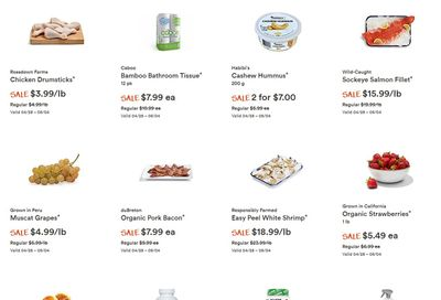 Whole Foods Market (West) Flyer April 28 to May 4