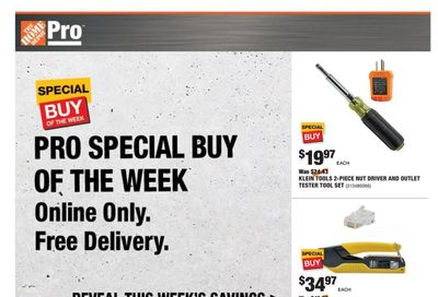 The Home Depot Weekly Ad Flyer April 26 to May 3