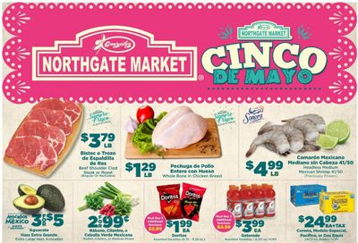 Northgate Market (CA) Weekly Ad Flyer April 28 to May 4