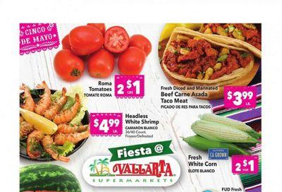 Vallarta (CA) Weekly Ad Flyer April 28 to May 4