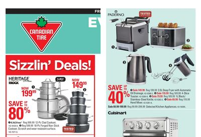 Canadian Tire (West) Flyer April 30 to May 6