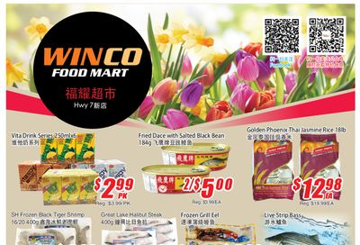 WinCo Food Mart (HWY 7) Flyer April 29 to May 5
