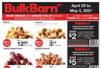Bulk Barn Flyer April 29 to May 5