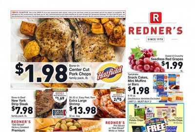 Redner's Markets Weekly Ad Flyer April 29 to May 5