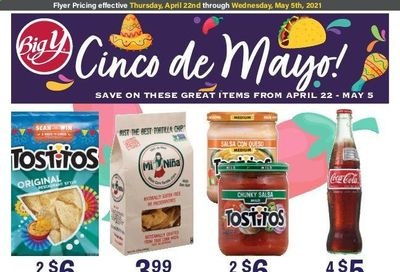 Big Y (CT, MA) Weekly Ad Flyer April 22 to May 5