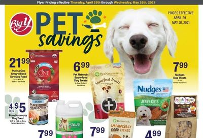 Big Y (CT, MA) Weekly Ad Flyer April 29 to May 26