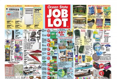Ocean State Job Lot Weekly Ad Flyer April 29 to May 5