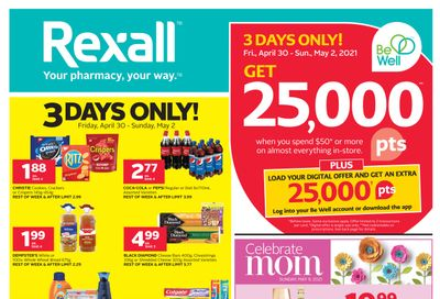 Rexall (ON) Flyer April 30 to May 6