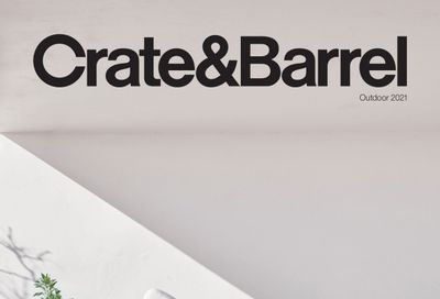 Crate & Barrel Weekly Ad Flyer April 29 to May 6