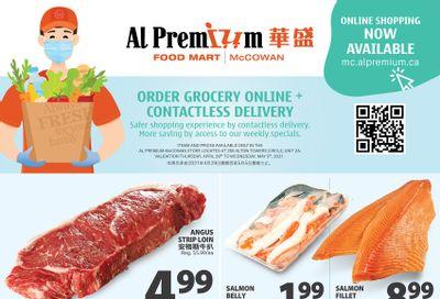 Al Premium Food Mart (McCowan) Flyer April 29 to May 5