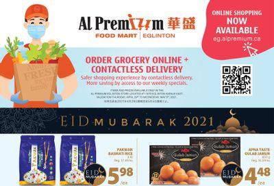 Al Premium Food Mart (Eglinton Ave.) Flyer April 29 to May 5