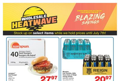 Wholesale Club (ON) Flyer April 29 to July 7