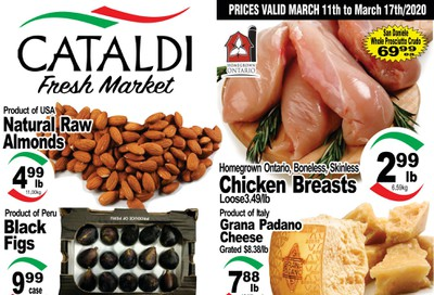 Cataldi Fresh Market Flyer March 11 to 17