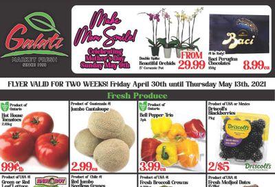 Galati Market Fresh Flyer April 30 to May 13