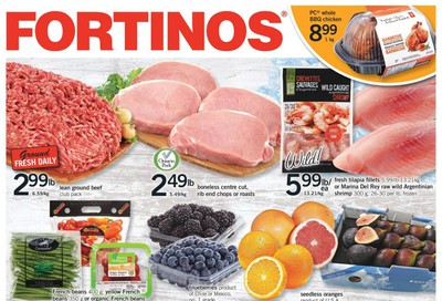 Fortinos Flyer March 12 to 18