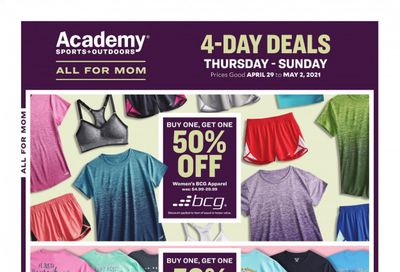 Academy Sports Weekly Ad Flyer April 29 to May 2