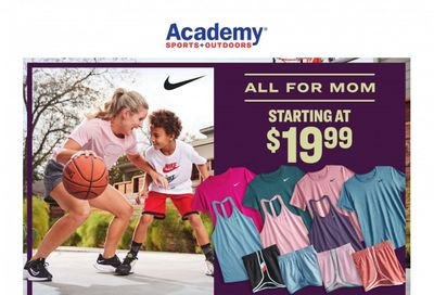 Academy Sports Weekly Ad Flyer May 3 to May 9