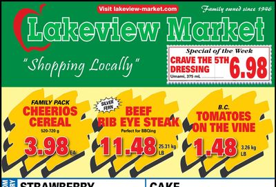 Lakeview Market Flyer May 3 to 9