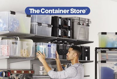 The Container Store Weekly Ad Flyer May 3 to May 10