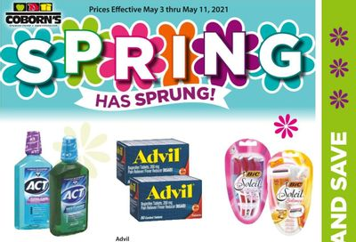 Coborn's (MN, SD) Weekly Ad Flyer May 3 to May 11