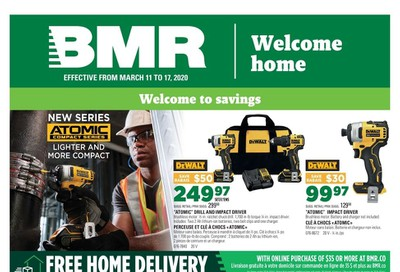 BMR Flyer March 11 to 17