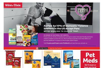 Winn Dixie (AL, FL, GA, LA) Weekly Ad Flyer April 28 to May 18