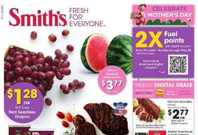 Smith's (AZ, ID, MT, NM, NV, UT, WY) Weekly Ad Flyer May 5 to May 11