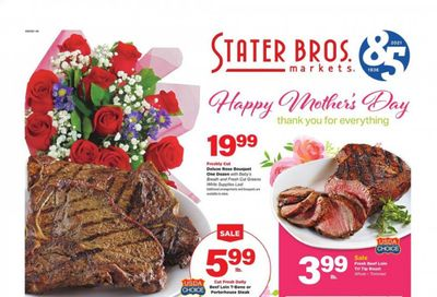 Stater Bros. (CA) Weekly Ad Flyer May 5 to May 11