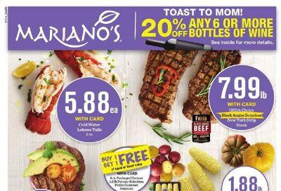 Mariano's Weekly Ad Flyer May 5 to May 11