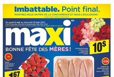 Maxi Flyer May 6 to 12