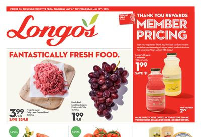 Longo's Flyer May 6 to 19
