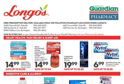 Longo's Pharmacy Flyer May 6 to June 2