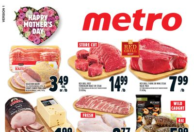 Metro (ON) Flyer May 6 to 12