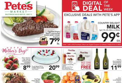 Pete's Fresh Market (IL) Weekly Ad Flyer May 5 to May 11
